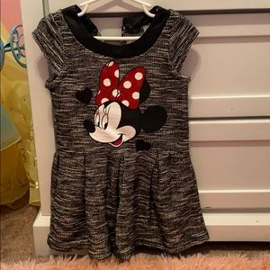 Girls 4T Minnie Mouse Dress
